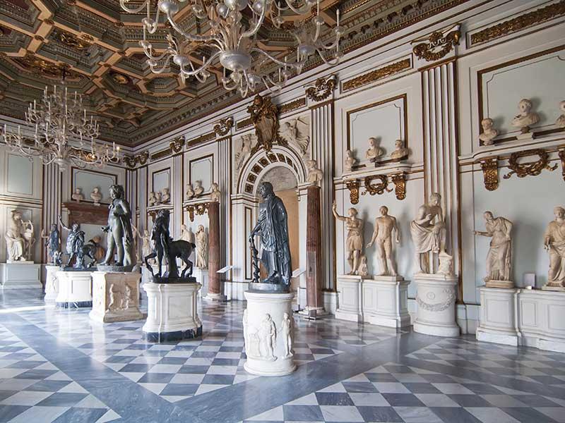 Visitare i Musei Capitolini  Hotel a Roma