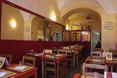 Trattorie Romane  Hotel a Roma