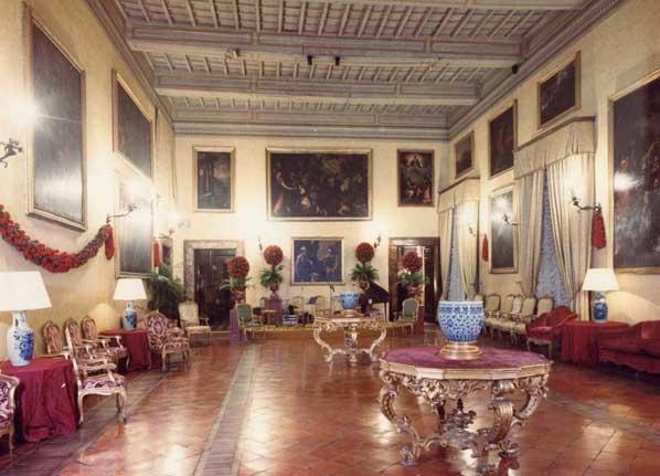 Palazzo Taverna  Hotel a Roma