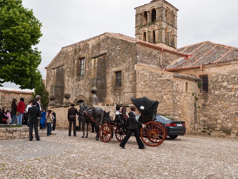 Iglesia de Pedraza.