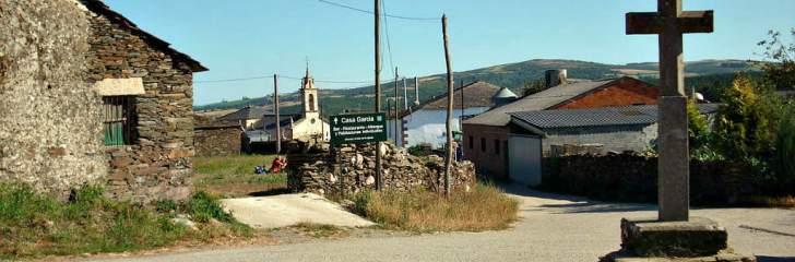 Vista de Gonzar, Portomar?n, Lugo - Camino Franc?s :: Camino de Santiago