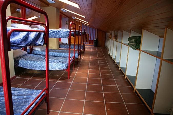 Casa Salinas Galera fotos alberguesyrefugiosdearagoncom