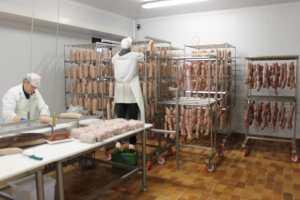 laboratorio sala insacco