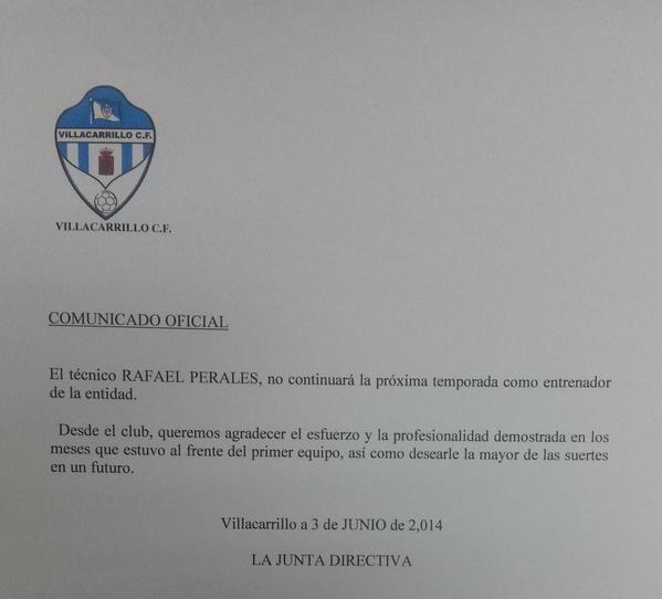 Foto: Villacarrillo CF