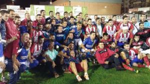 El Linares Deportivo fue el primer ganador de la Copa Diputación   RFAF