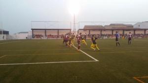 Acción del Begíjar - Jódar de Copa Diputación | José Gaviota