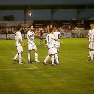 El Martos celebra el gol de Soto | Martos CD