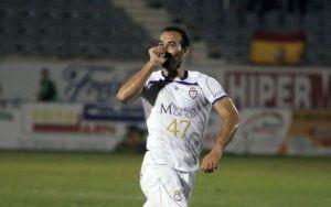 Santi Villa celebra un gol | Palabra de Fútbol