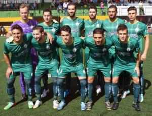 Un once del Atlético Mancha Real | Atco Mancha Real