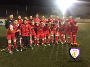 CD Torreperogil ante el Real Jaén | Canal Lagarto