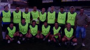 Veteranos del Villanueva en un partido jugado ante el Real Jaén |Blog Aficionado