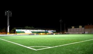 Estadio de la Juventud de Mancha Real   www.atmanchareal.es