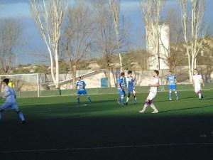Momento del Jaén B - Cazorla | Blog Cazorla