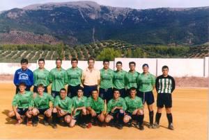 Sierra Segura de la temporada 1997-98 | Sierra Segura CF