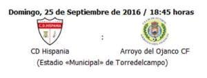 hispania-arroyo