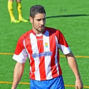 Miguel JR en un partido anterior | Manuel Zapata