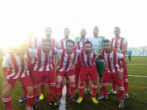 Once titular del Arquillos | CD Arquillos