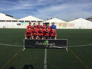 Once ante el Iliturgi | CD Alcalá Enjoy