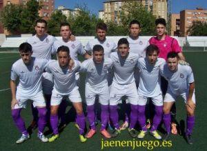 Real Jaén B ante el Navas   Benjamín Alguacil / JaénEnJuego