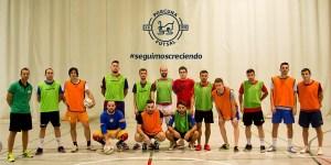 Porcuna Futsal | Alberto Gallego