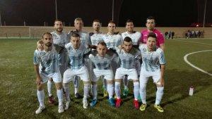 Once ante el Villargordo | CF Arroyo