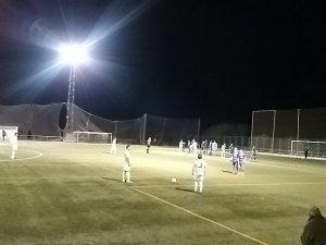 El partido se disputó en Jamilena | CD Torredelcampo