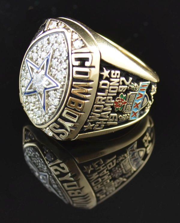 Lot Detail - 1992 Dallas Cowboys Super Bowl Championship