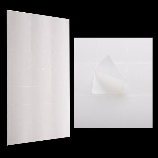 etiquette polyester autocollantes