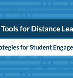 131 Tools for Distance Learning \u0026 Strategies for Student Engagement    Albert Resources [ 800 x 1400 Pixel ]