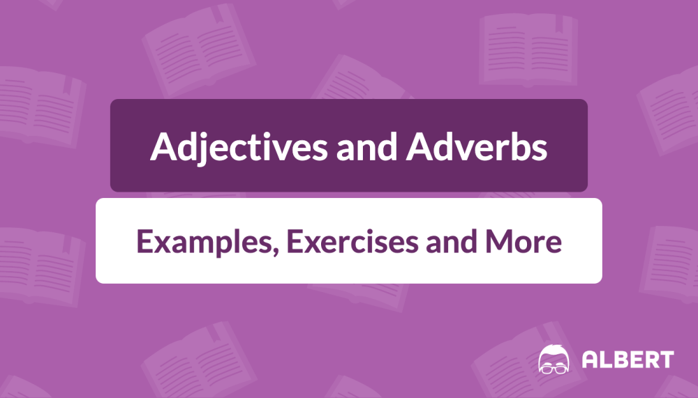 medium resolution of Adjectives and Adverbs: Definition