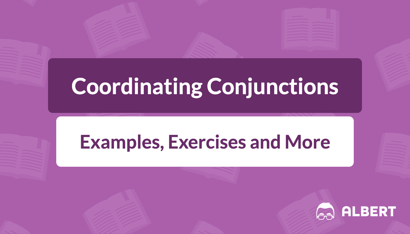 hight resolution of Coordinating Conjunctions: Definition