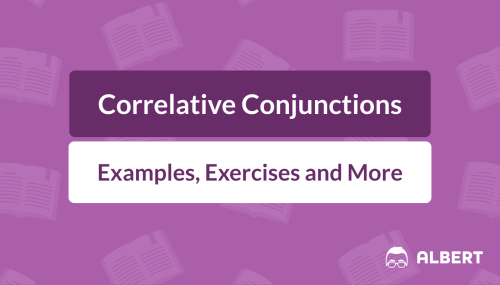 small resolution of Correlative Conjunctions: Definition