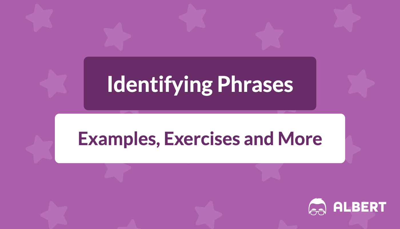 hight resolution of Identifying Phrases: Definition