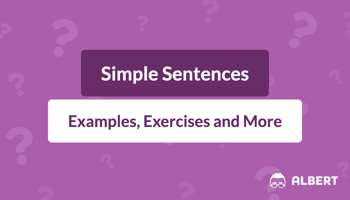 hight resolution of Simple Sentences: Definition