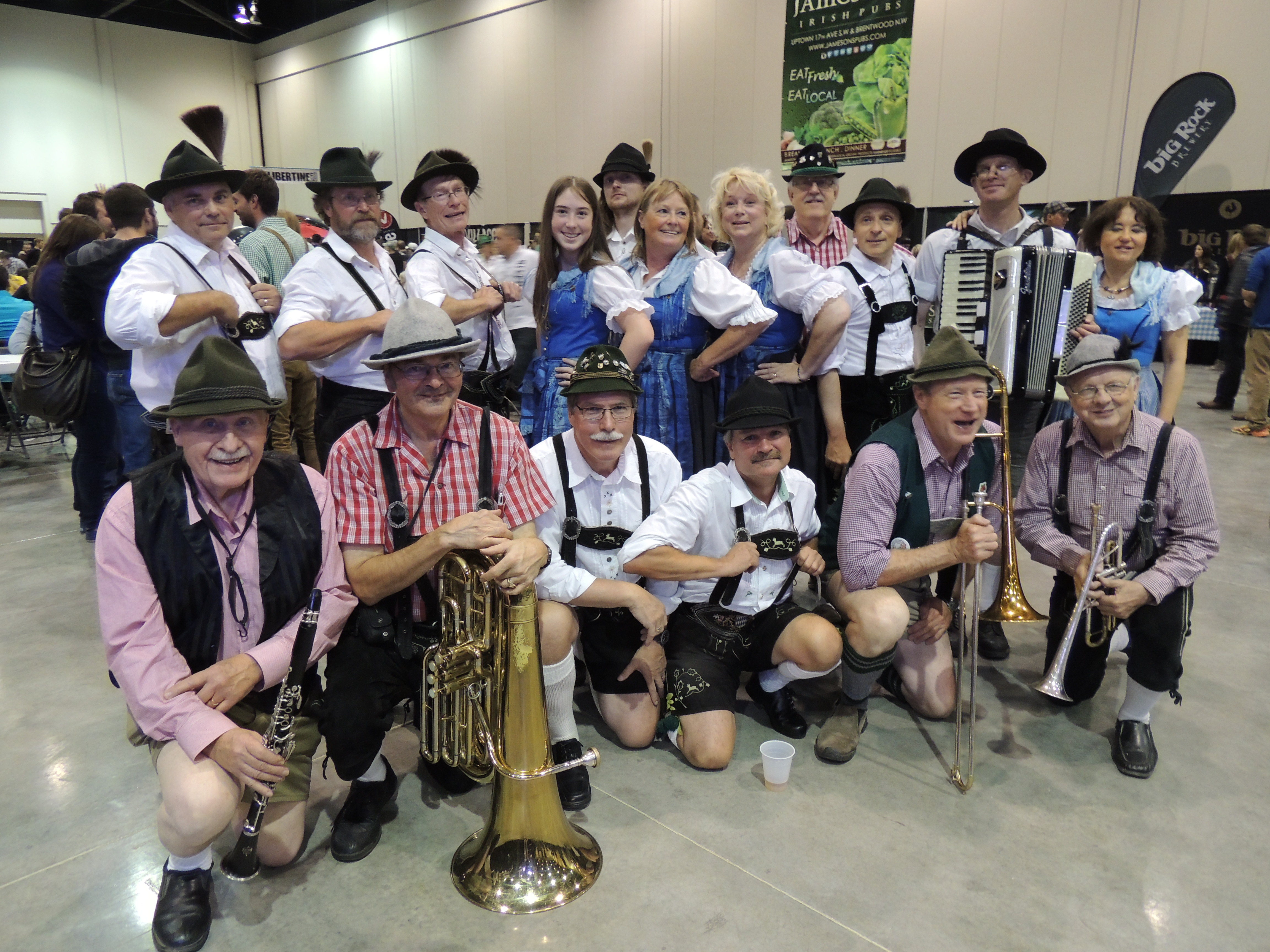 2015 Calgary Oktoberfest Press Release The Tradition