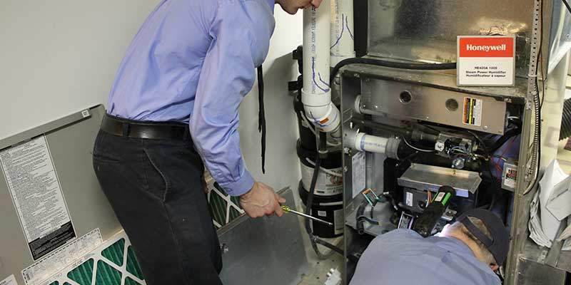 Duct Cleaning and Furnace Services