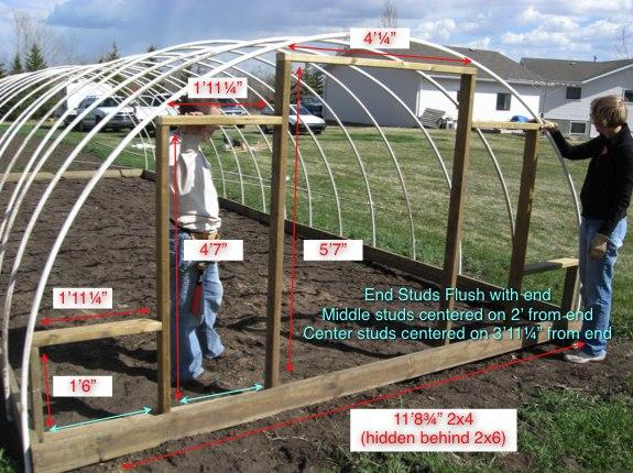 Greenhouse diagram