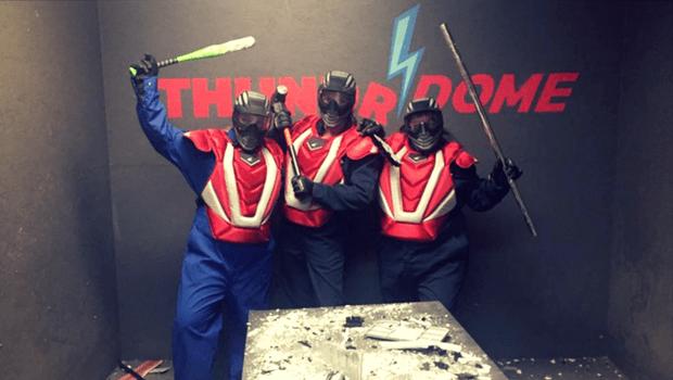 Thundrdome Amusements Calgary