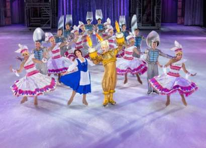 Disney on Ice Edmonton AM