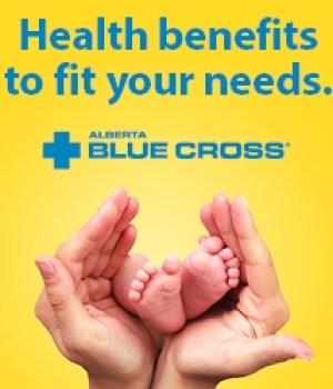 Alberta Blue Cross ad