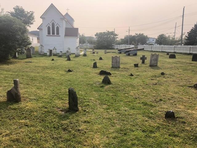 Newfoundland Cemeteries