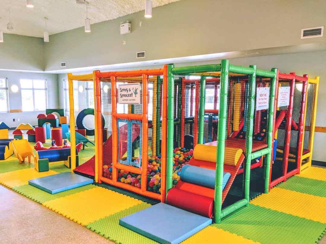 Calgary Portable Playground
