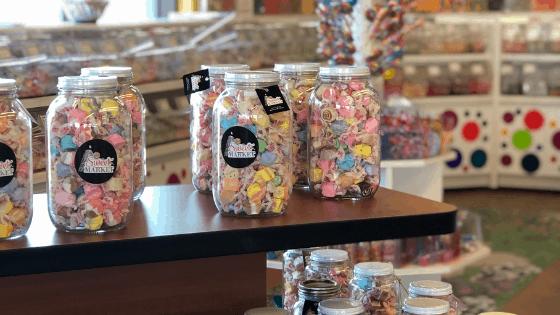 Sweet Market Esso