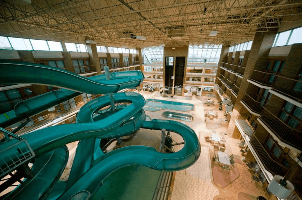 10 Hotels With Awesome Pools Across Alberta That Kids Will Love