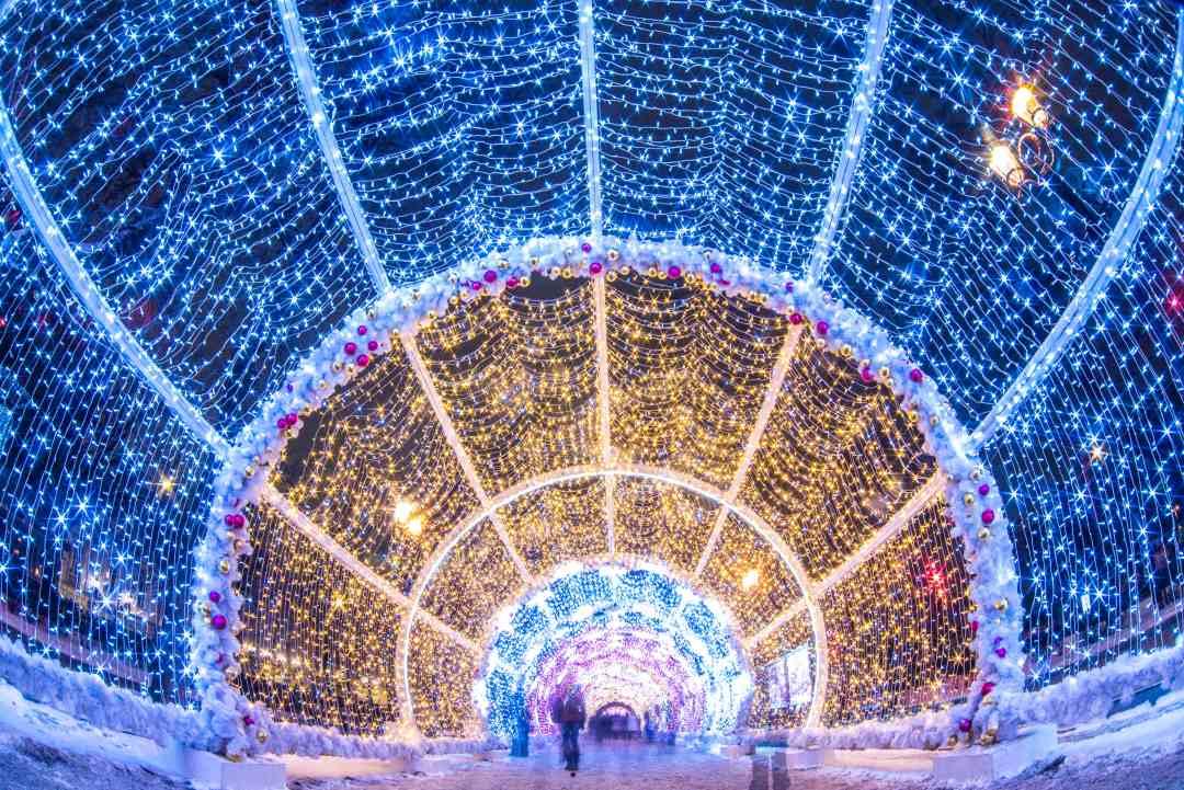 Calgary Noel Indoor Christmas Lights Festival