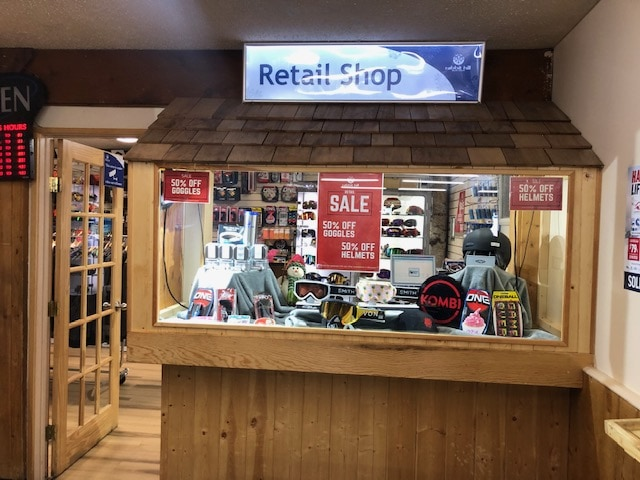 Rabbit Hill Ski Shop