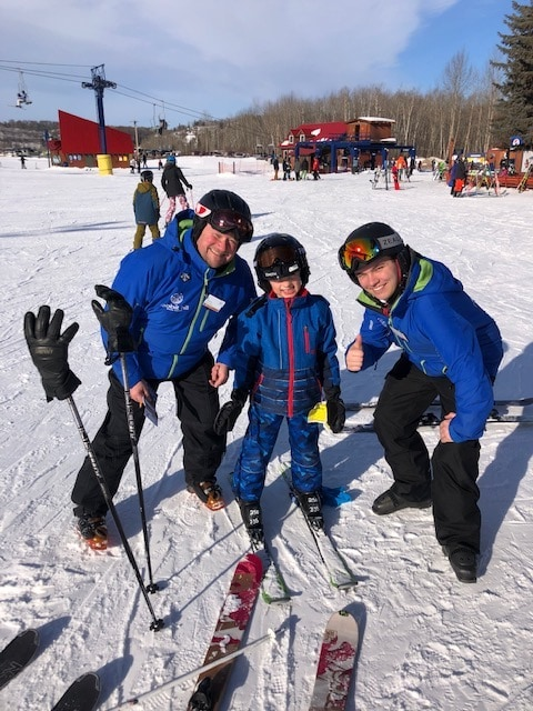 Ski Lessons at Rabbit Hill