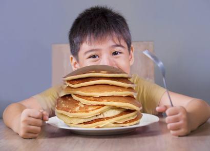 BMO Kids' Day Pancake Drive-thru