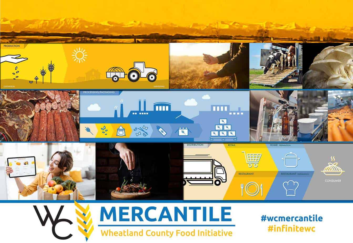 Wheatland County launches mercantile