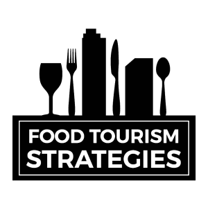 food tourism strategies logo